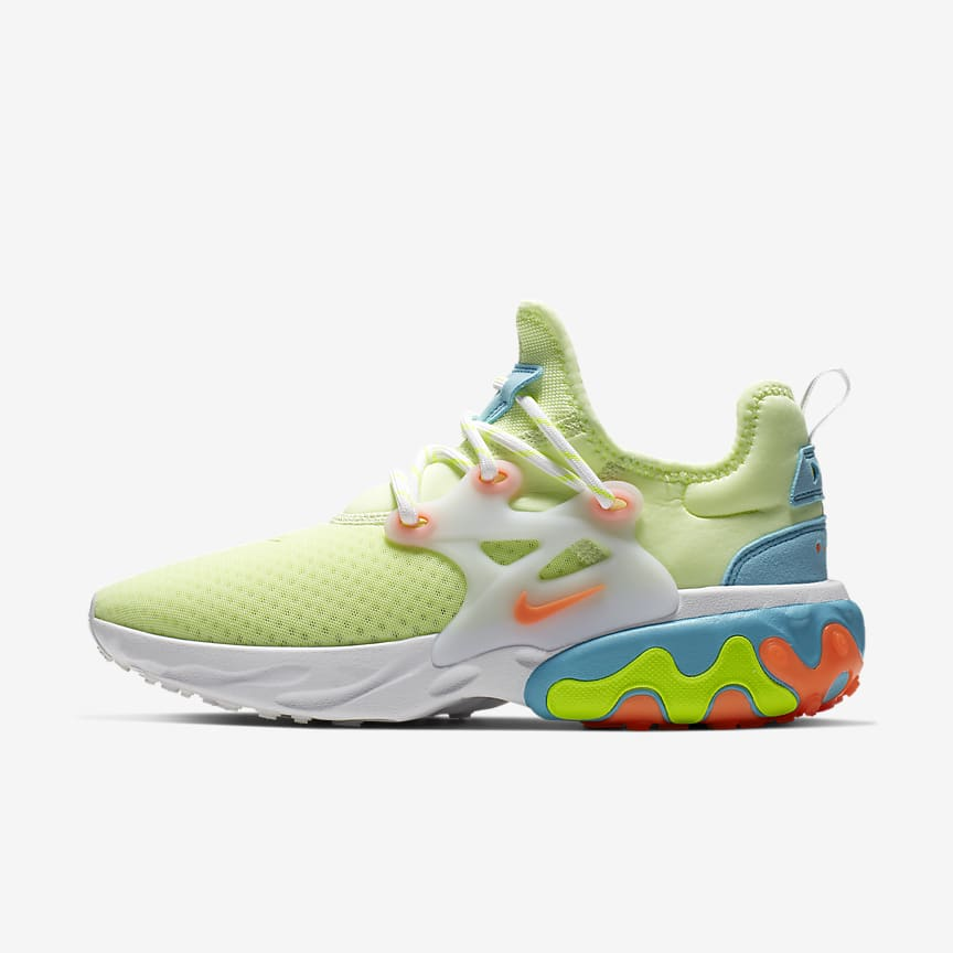 3f633e30d5 Nike React Presto. Women's Shoe