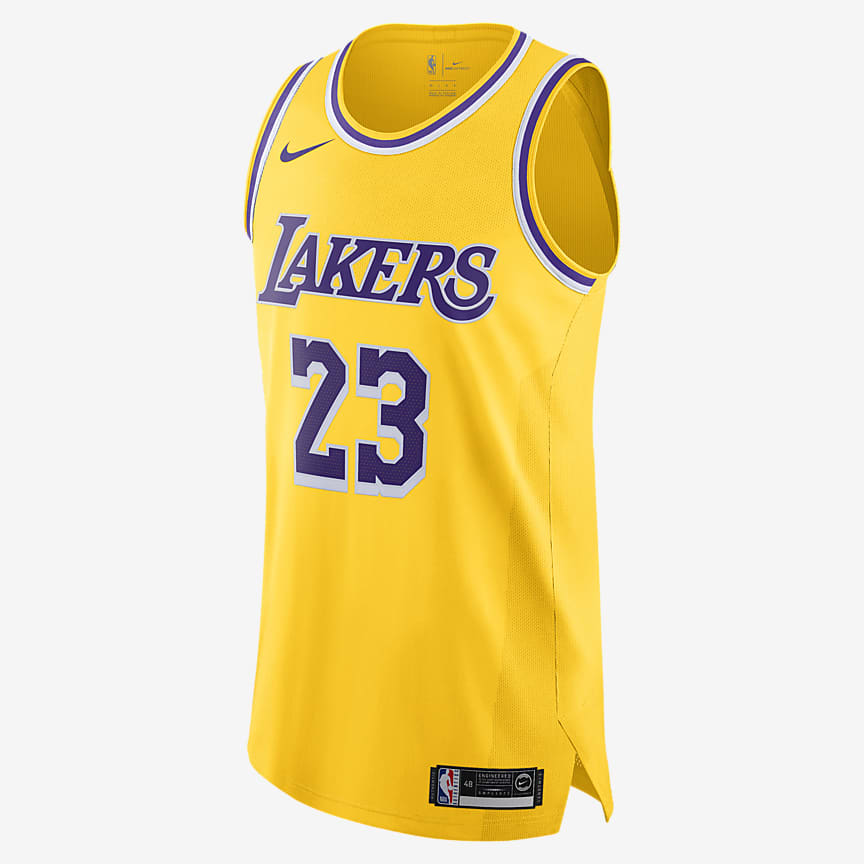 Nike NBA Authentic Jersey