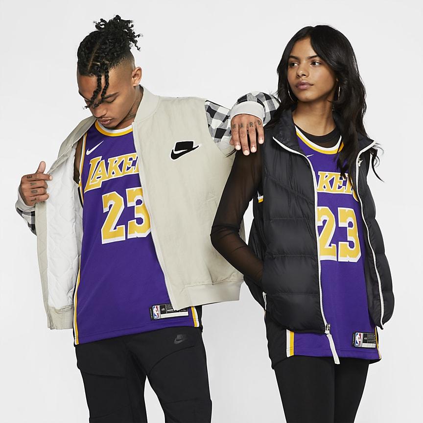 Nike NBA Swingman-trøje