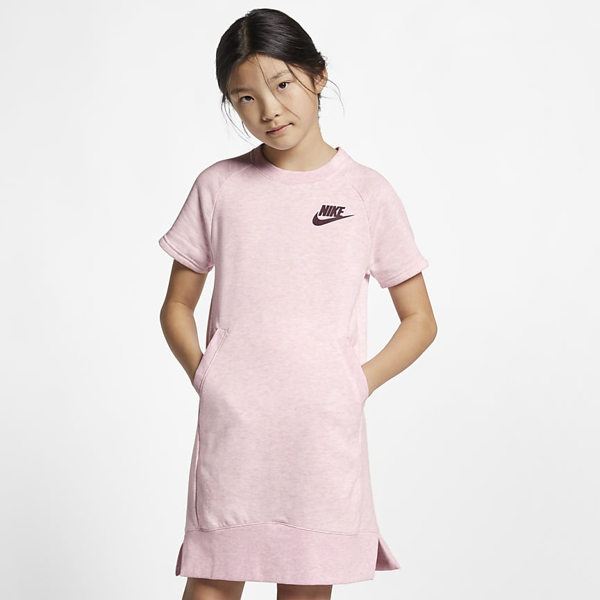 Big Kids' (Girls') Fleece Dress