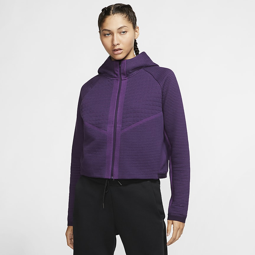 Women's Fleece Full-Zip Jacket