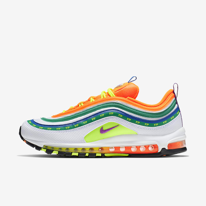 new style b1567 2fb83 Nike Air Max 97 On Air Jasmine Lasode