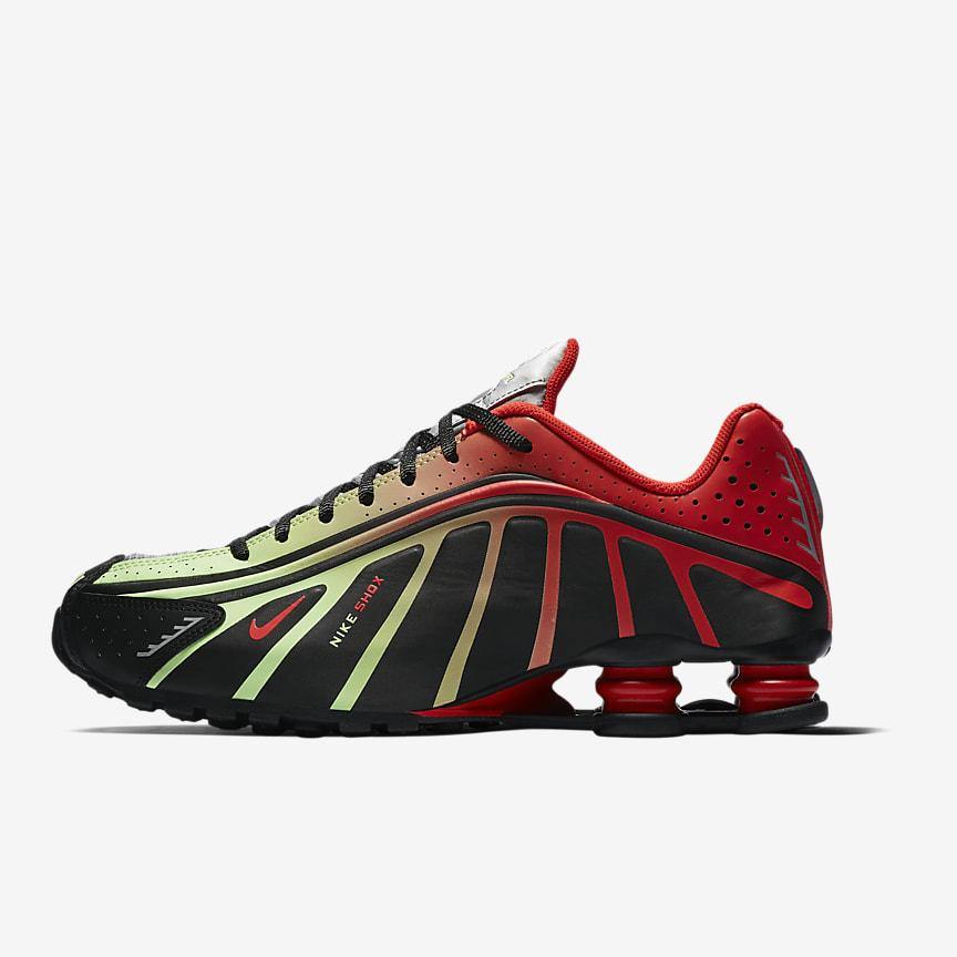 d63767fd4 Nike Shox R4 Neymar Jr. Zapatillas
