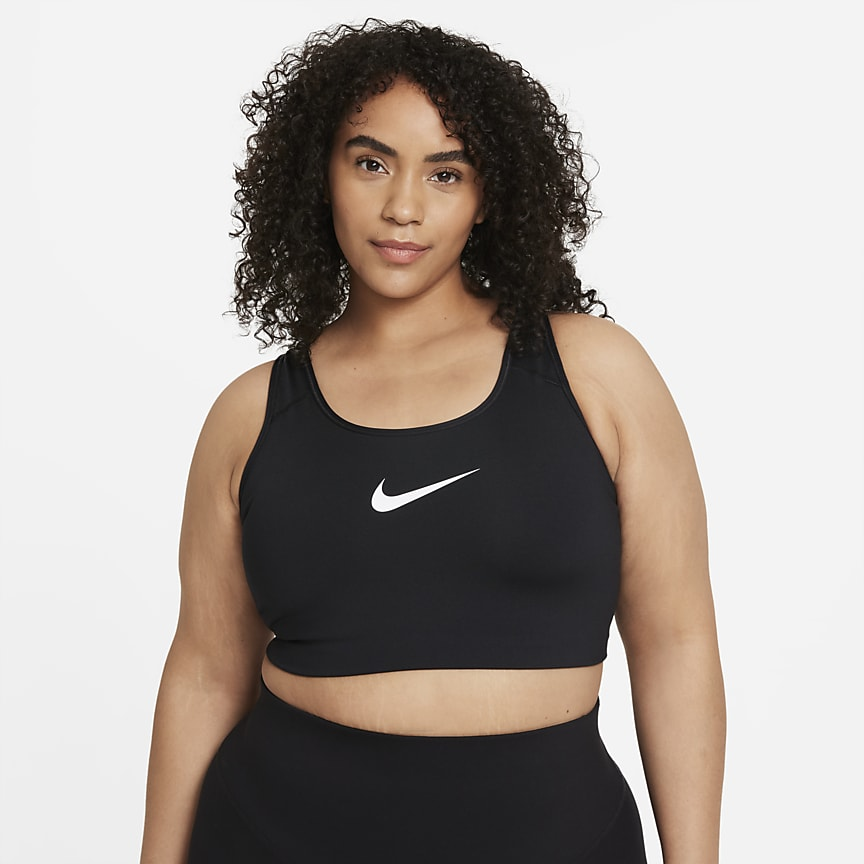 Women's Medium-Support Sports Bra (Plus Size)