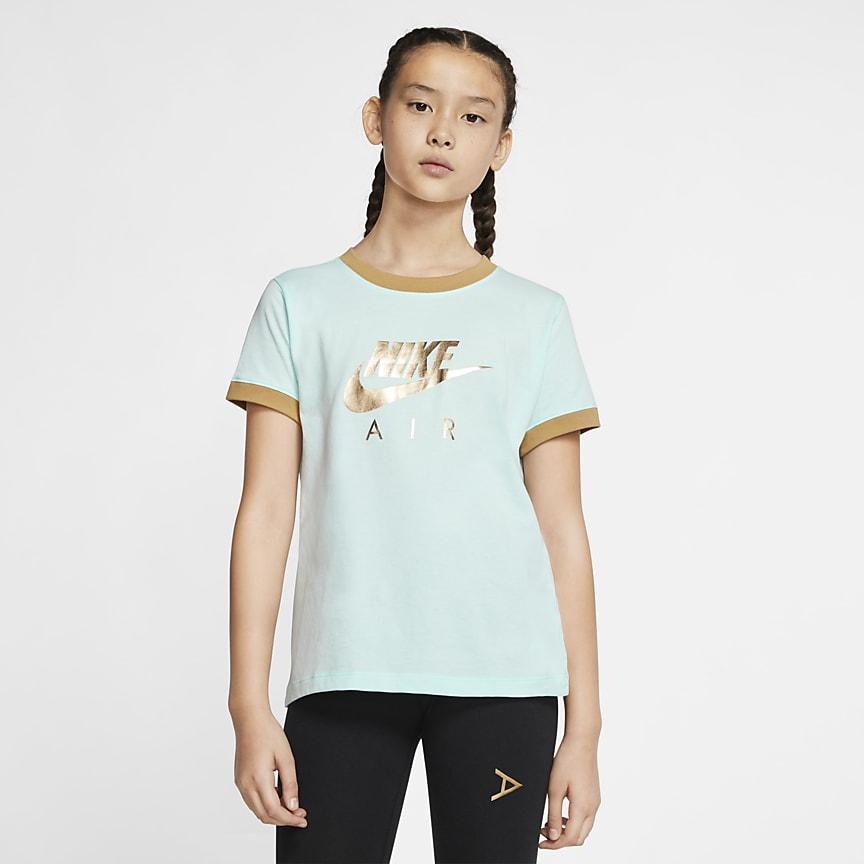 T-skjorte til store barn