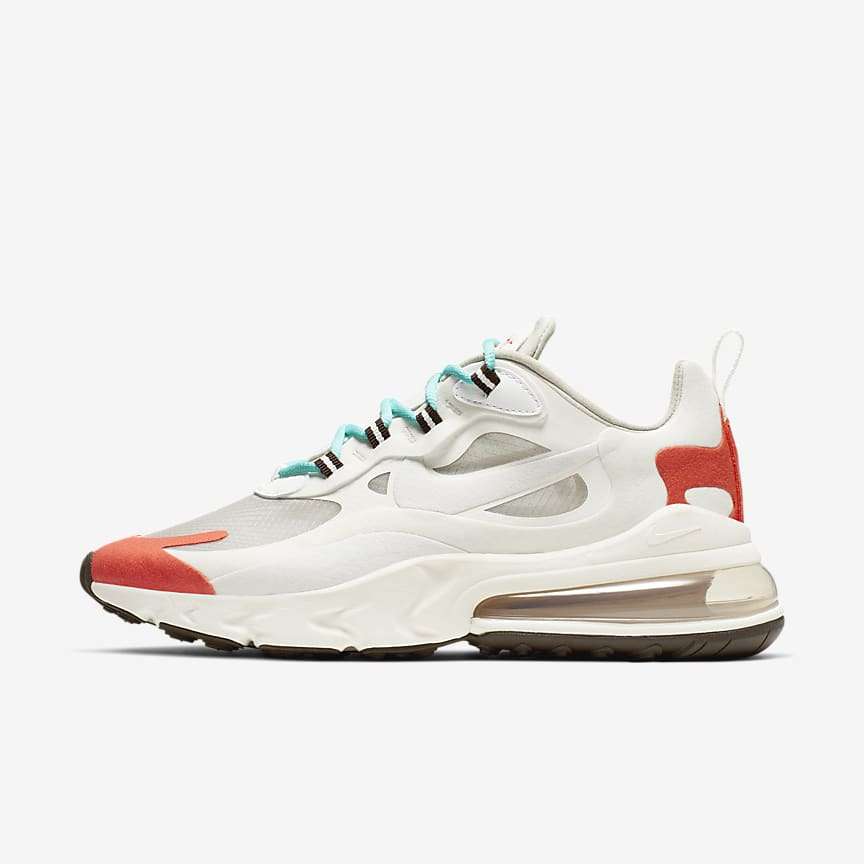 17934c913cf9e8 Nike Air Max 270 React. Scarpa - Donna