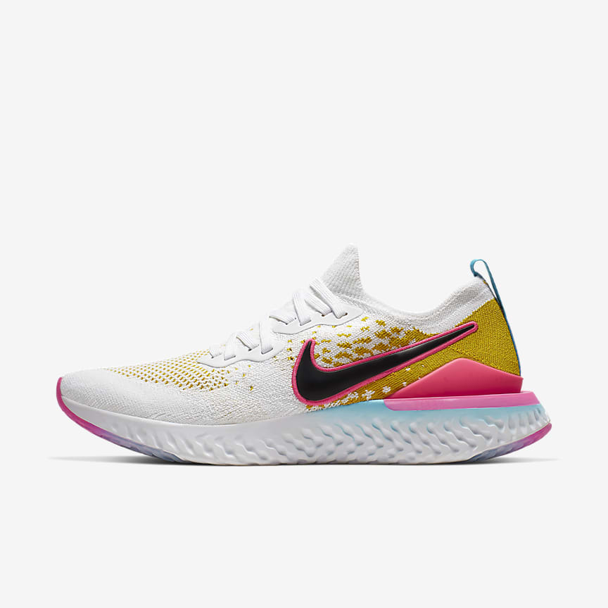 buy online f08d3 dc459 Nike Epic React Flyknit 2. Men s Running Shoe