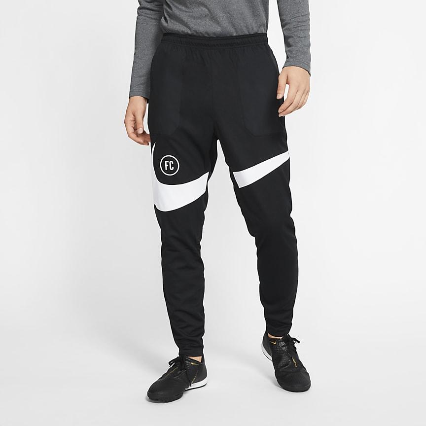 Calças de futebol para homem