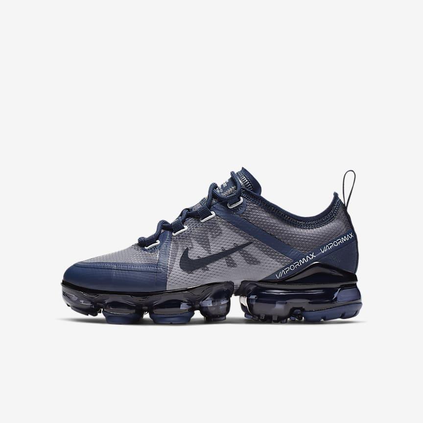 2c0a5b4b19de Nike Air VaporMax 2019. Older Kids  Shoe