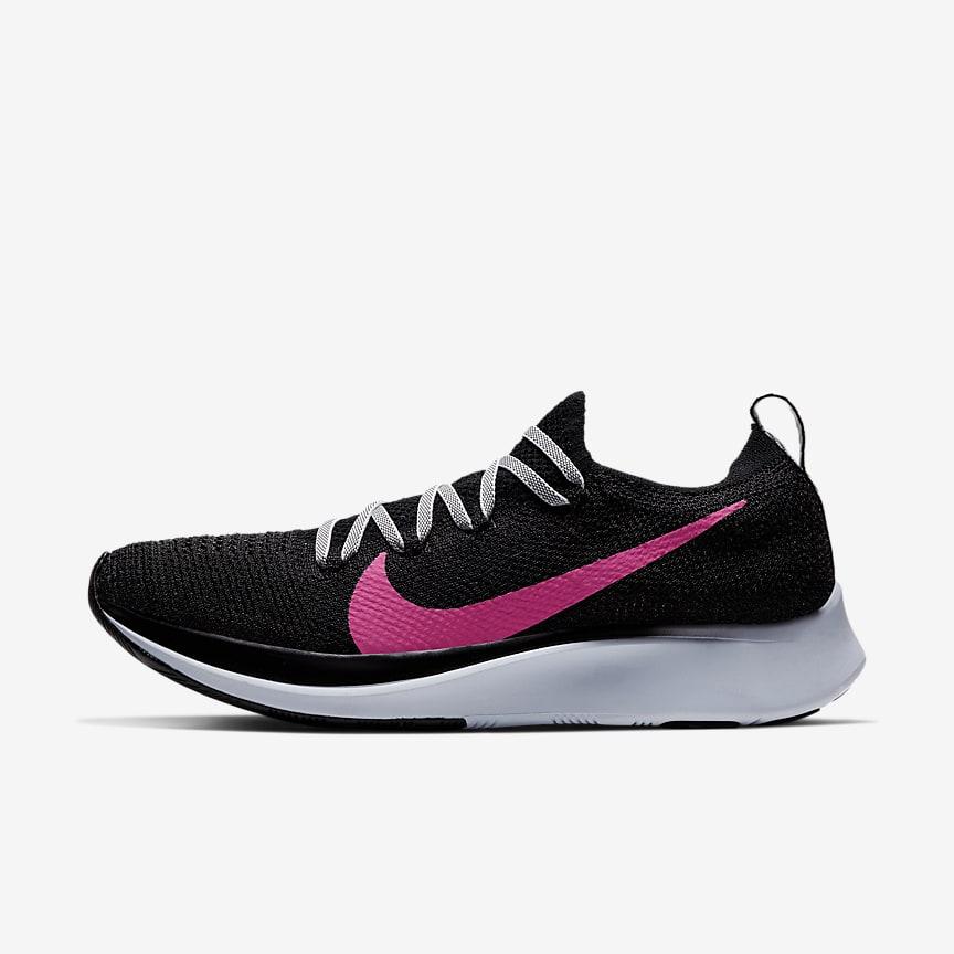 5431bfc6d69ef Nike Zoom Fly Flyknit. Zapatillas de running - Mujer
