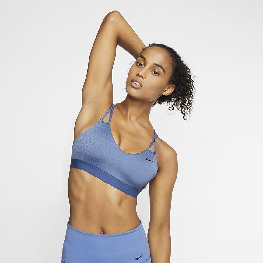 女子低强度支撑运动内衣