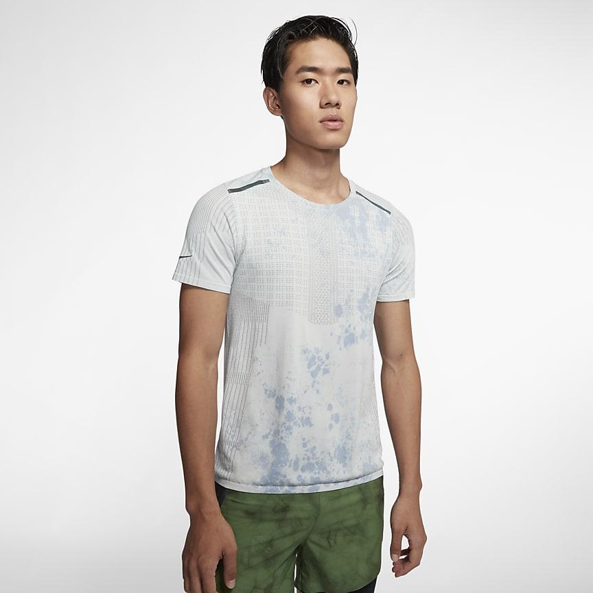 Men's Short-Sleeve Running Top