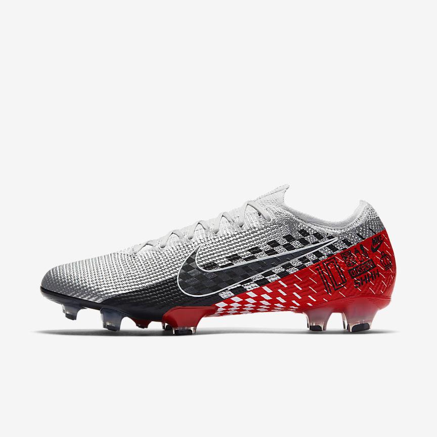男/女天然硬质草地足球鞋