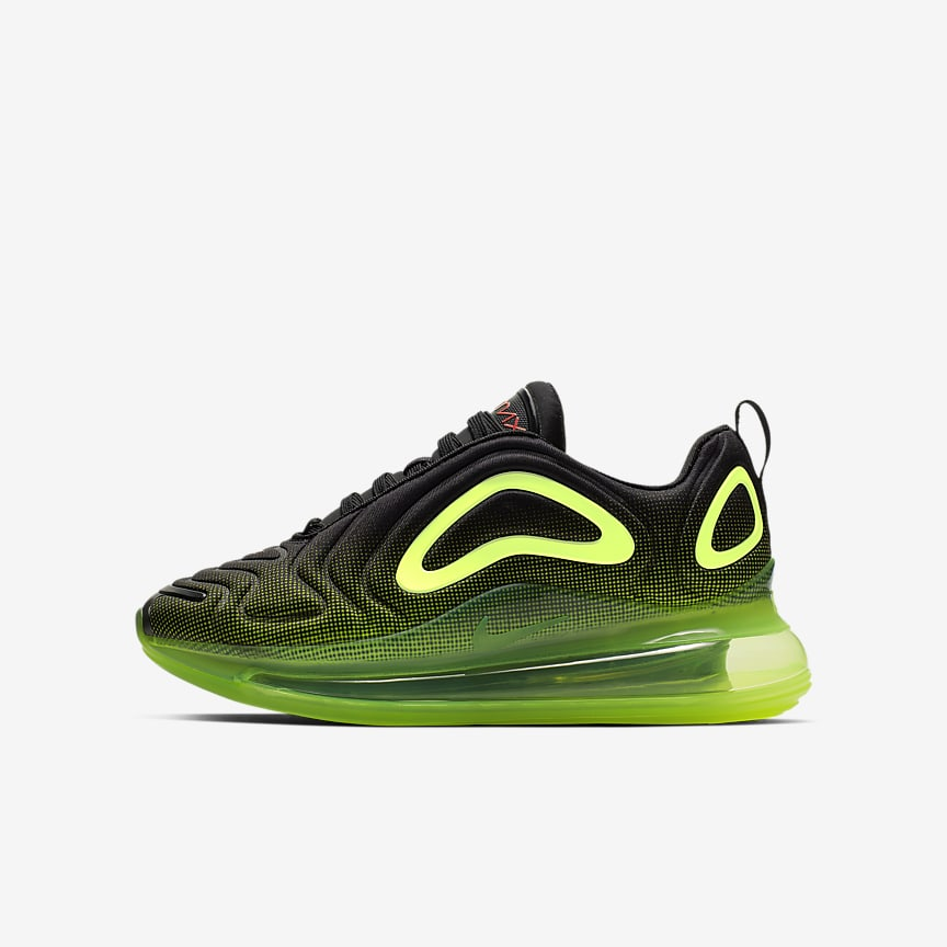 92d6cc9a33a50 Nike Air Max 720. Younger Older Kids  Shoe