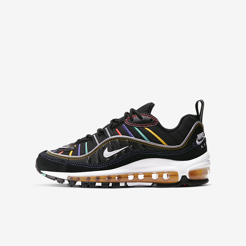 the best attitude aa883 45c92 Nike Air Max 98 Game