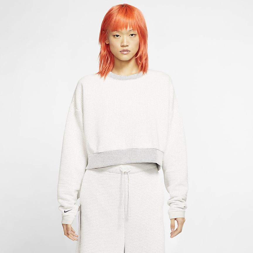Sudadera de tejido Fleece - Mujer
