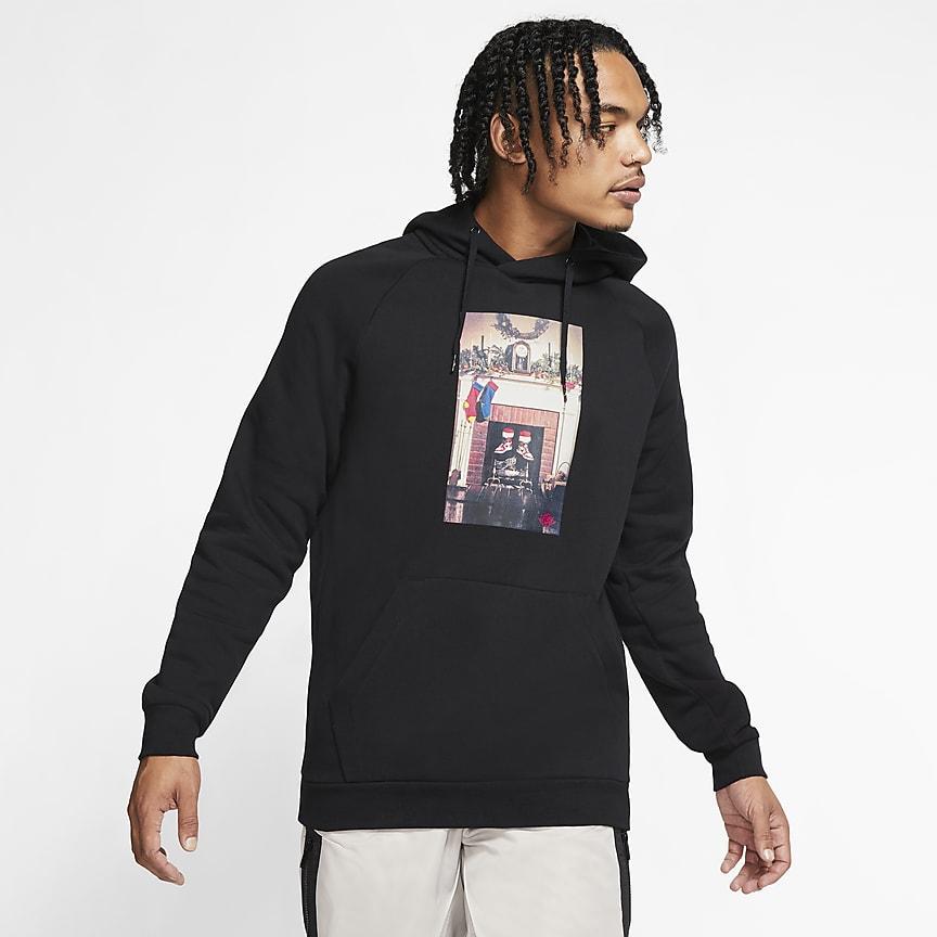 Men's Fleece Pullover Hoodie