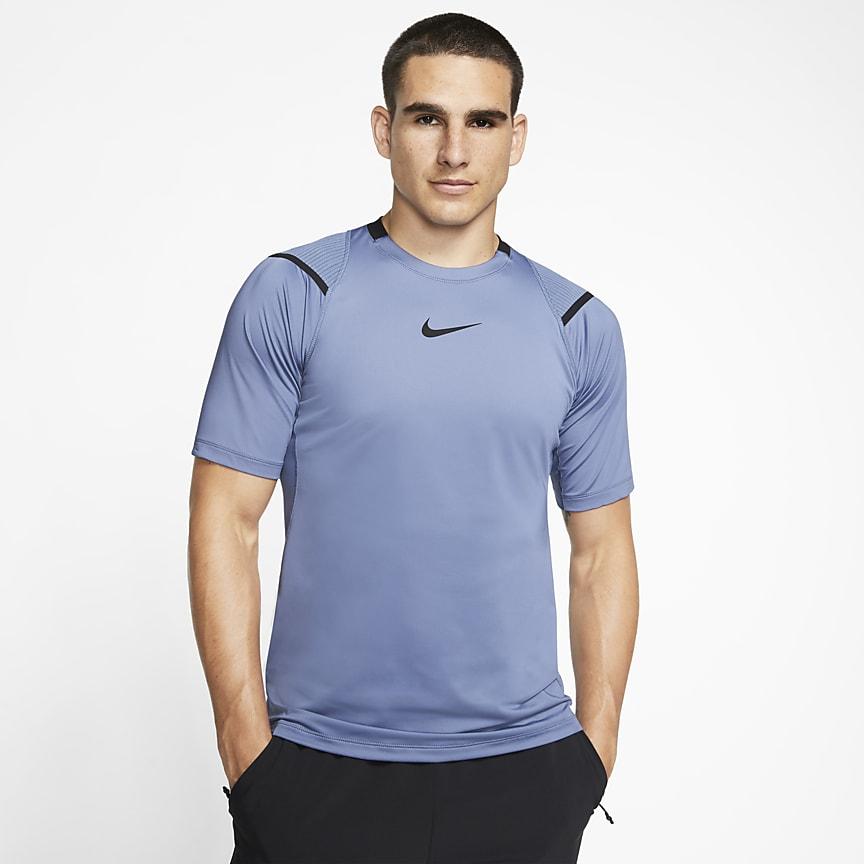 c709762c73a4d Nike Pro AeroAdapt. Мужская футболка с коротким рукавом