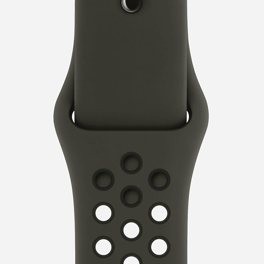 38 mm Sportarmband