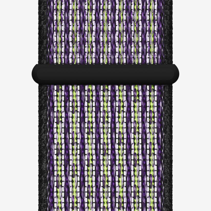Bracelet Desert Sand/Black/Volt 40 mm