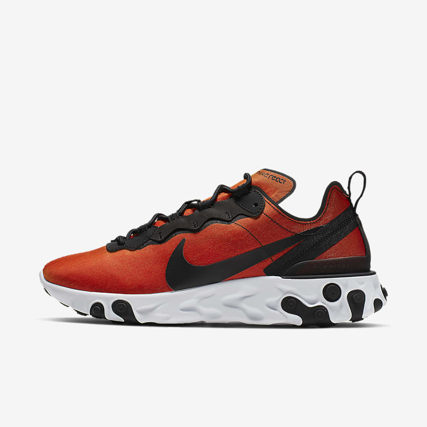huge discount 4085f 8ef38 Nike React Element 55 Premium