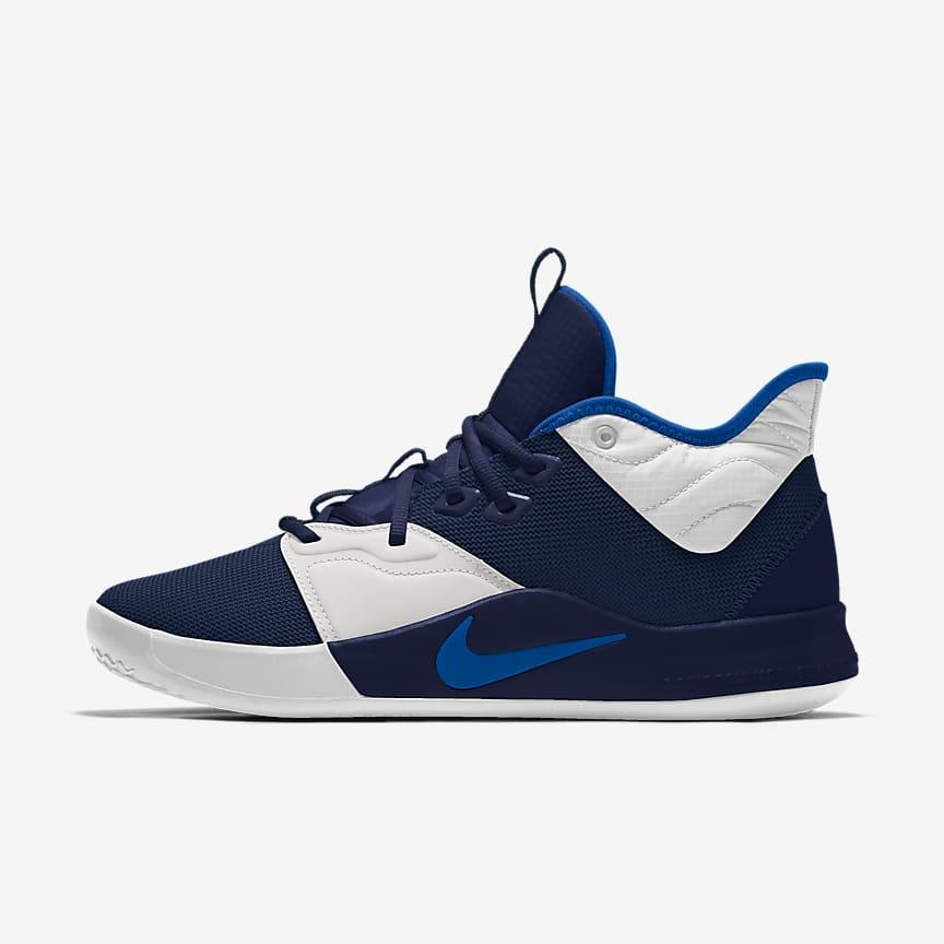 Custom Basketball Shoe