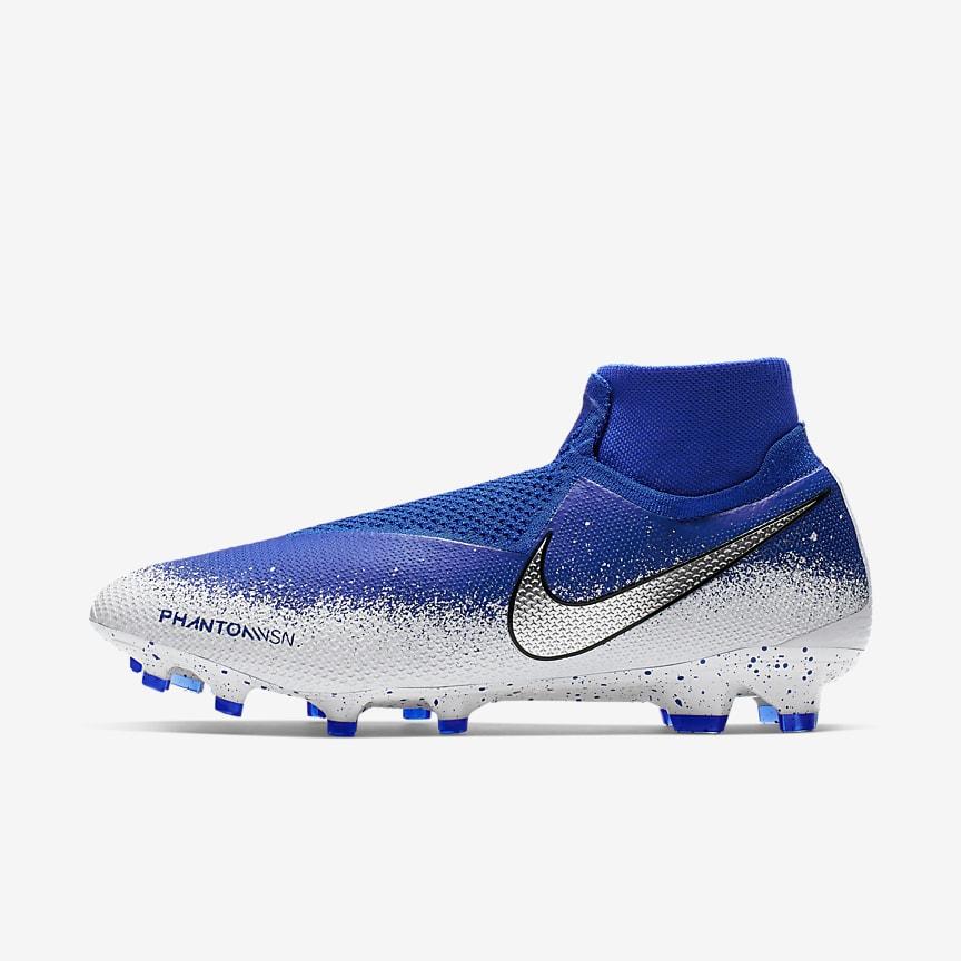 Calzado de fútbol para terreno firme