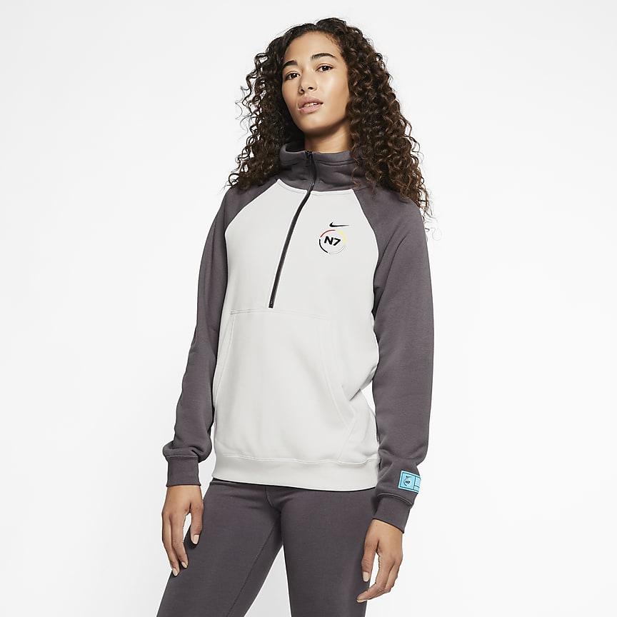 Women's Half-Zip Pullover