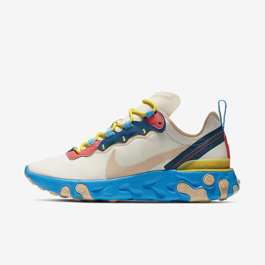 sale retailer 41ec6 ab64b Nike React Element 55. Scarpa - Donna