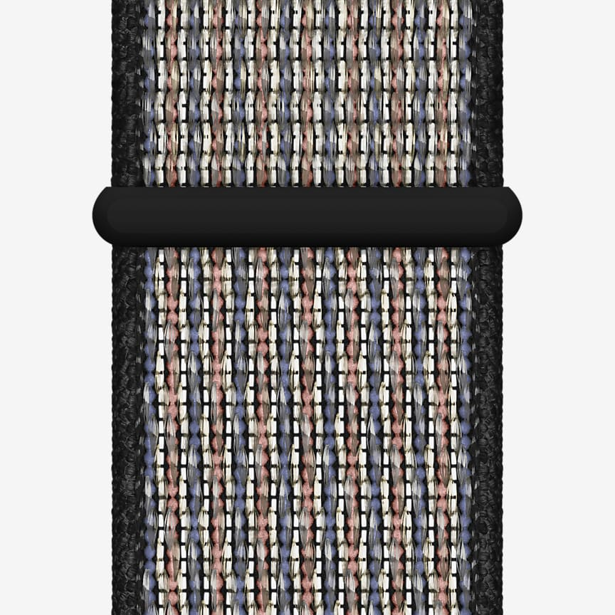 40mm Royal Pulse/Lava Glow Sport Loop