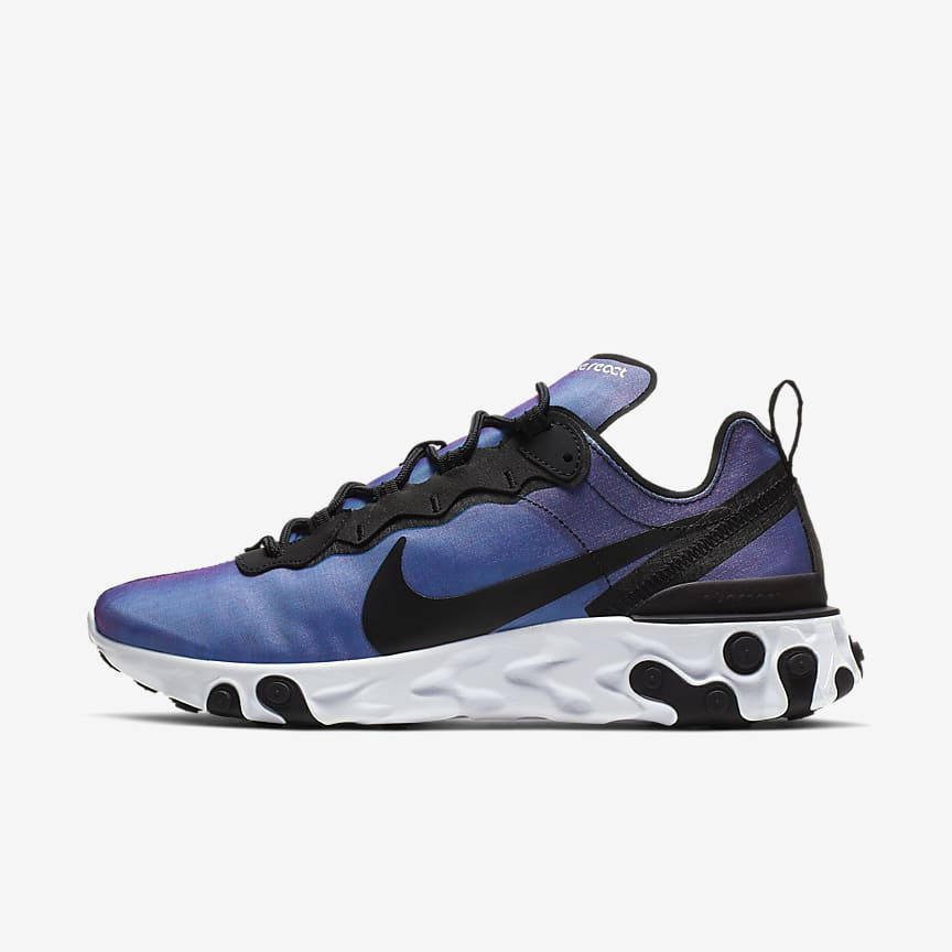 the latest a73ed db15f Nike React Element 55 Premium. Chaussure pour Homme