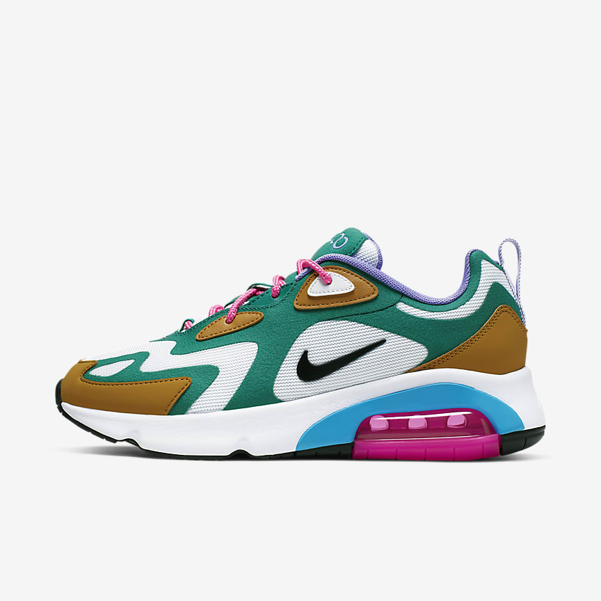 nike donna air max fluo