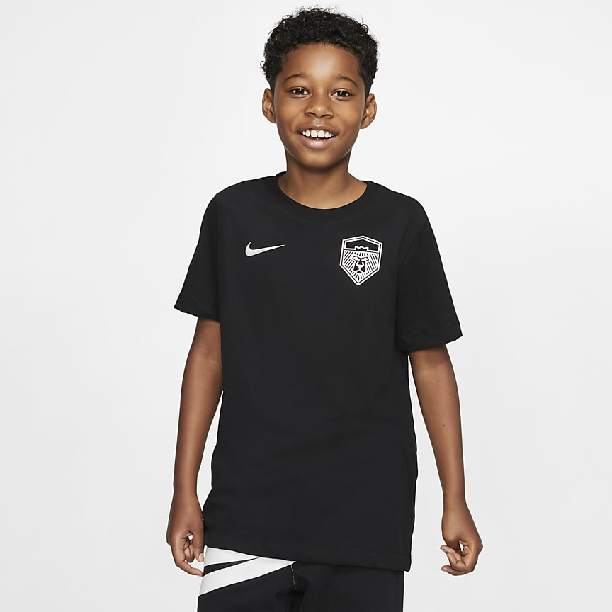 Older Kids' (Boys') Training T-Shirt