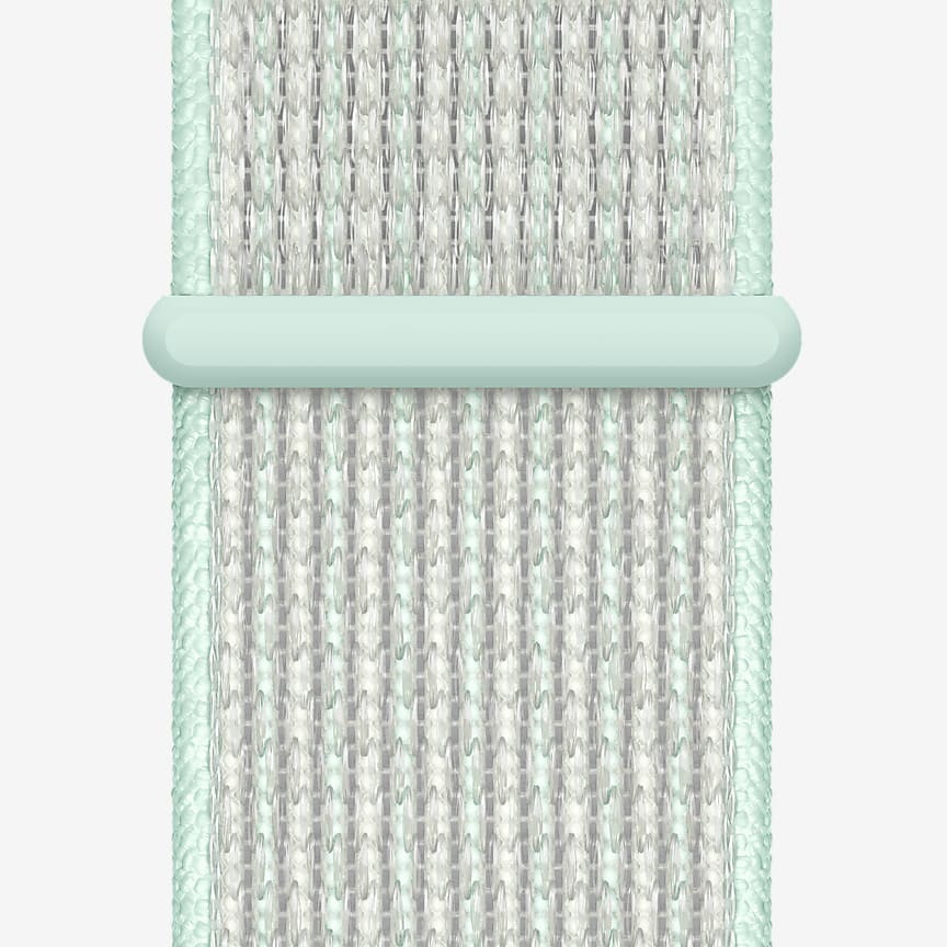 Bracelet Teal Tint Sport Loop 44 mm