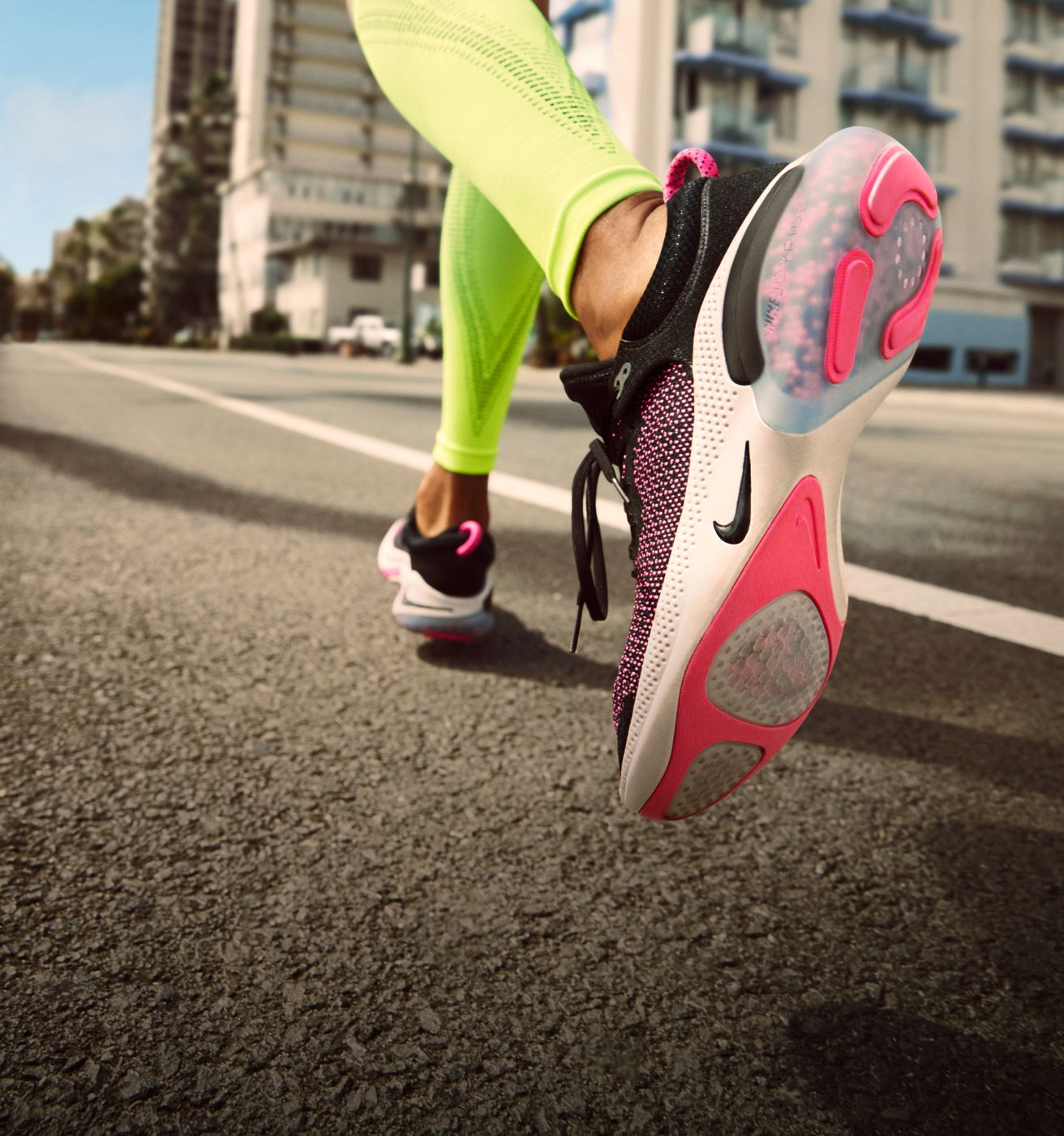 Nike tenis wmns downshifter 7 rosa,nike running club