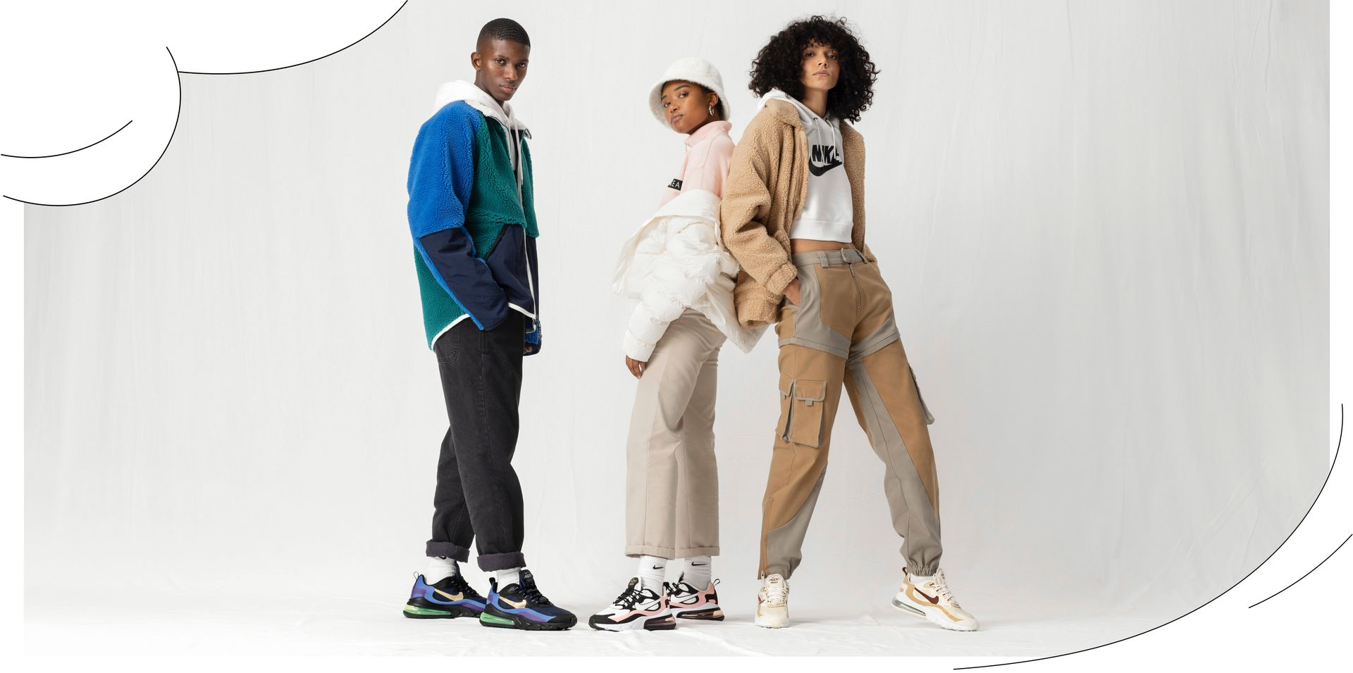 Nike AIR MAX 97 2019 SS Street Style Plain Sneakers