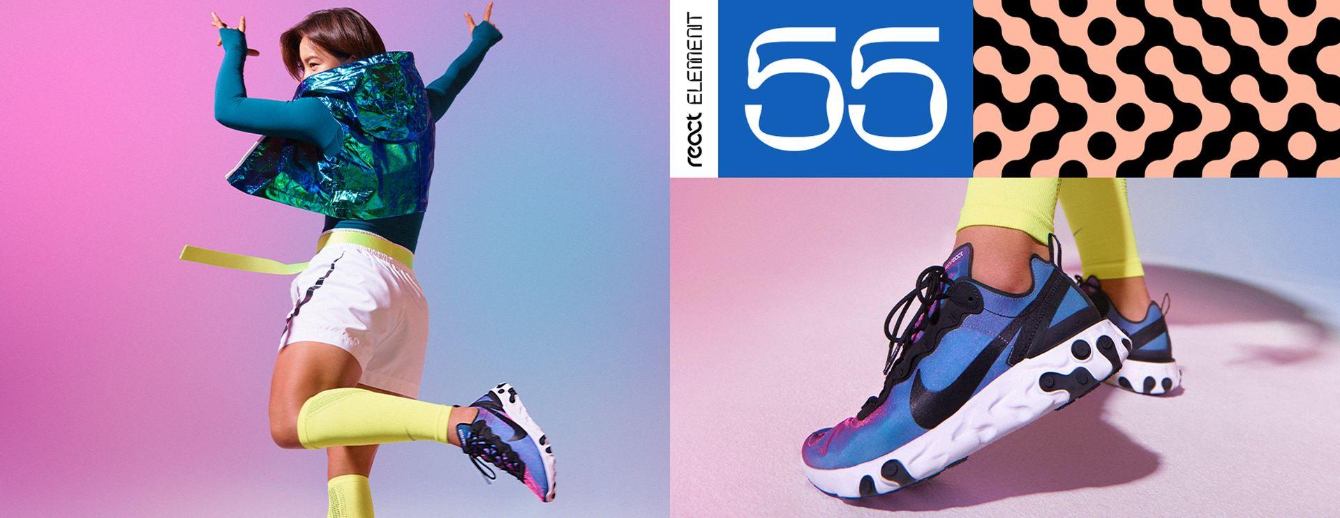 separation shoes 14a23 cb40c SPARK A REACTION
