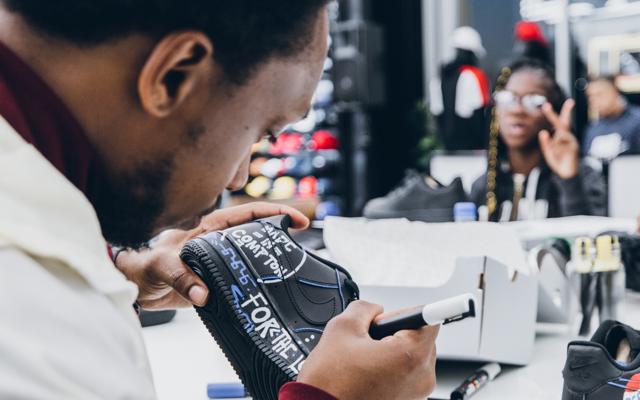 Nike Partnerships & Events