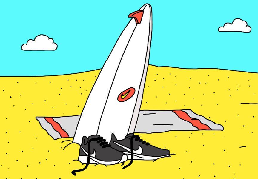 How To Run On The Beach