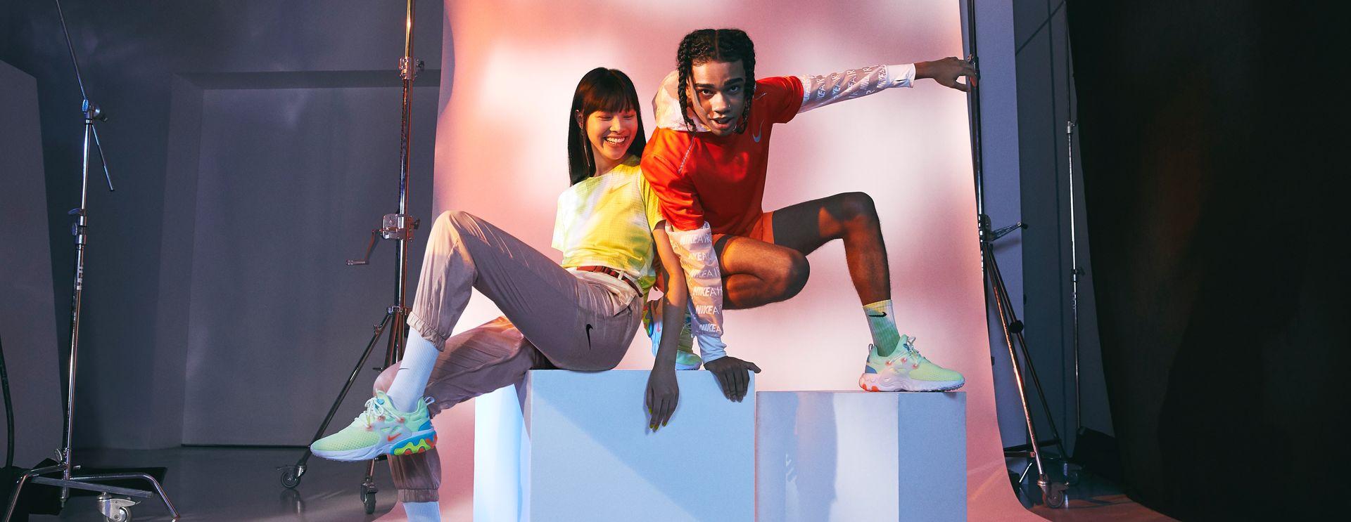 low priced 01234 53d44 PRESTO MEETS REACT. Nike React Presto