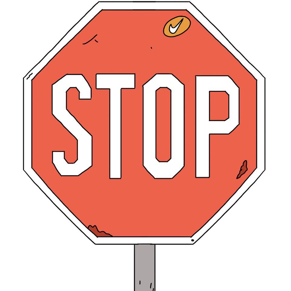 Detente antes de que tengas que hacerlo