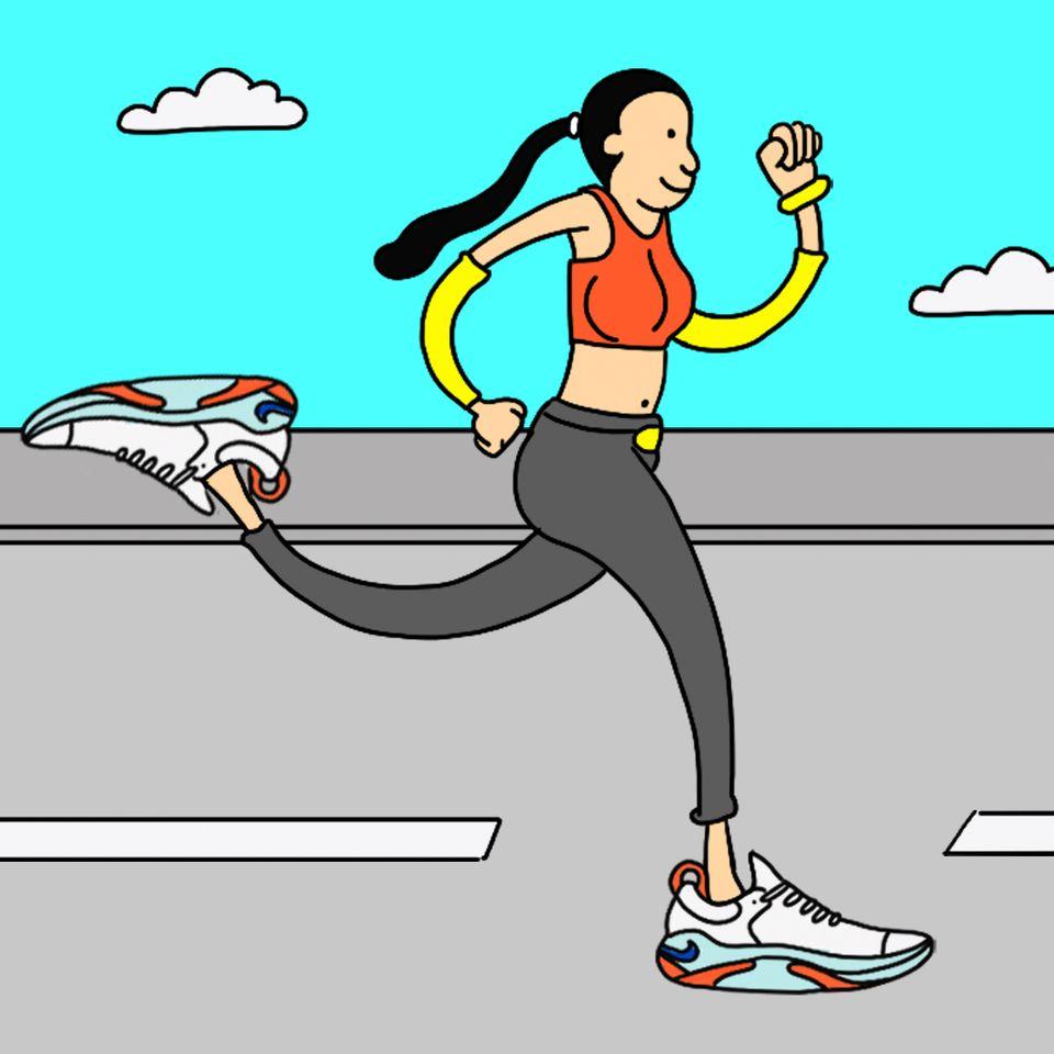 วิธีเริ่มวิ่ง