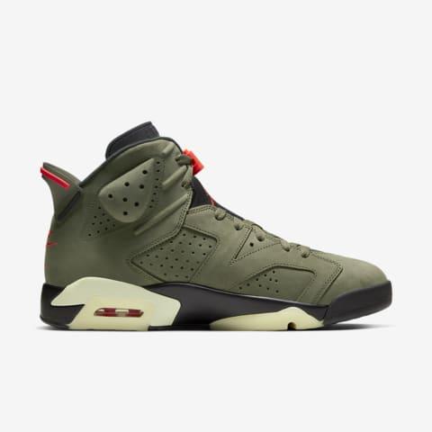 Air Jordan 6 'Travis Scott' Release Date. Nike SNEAKRS PT