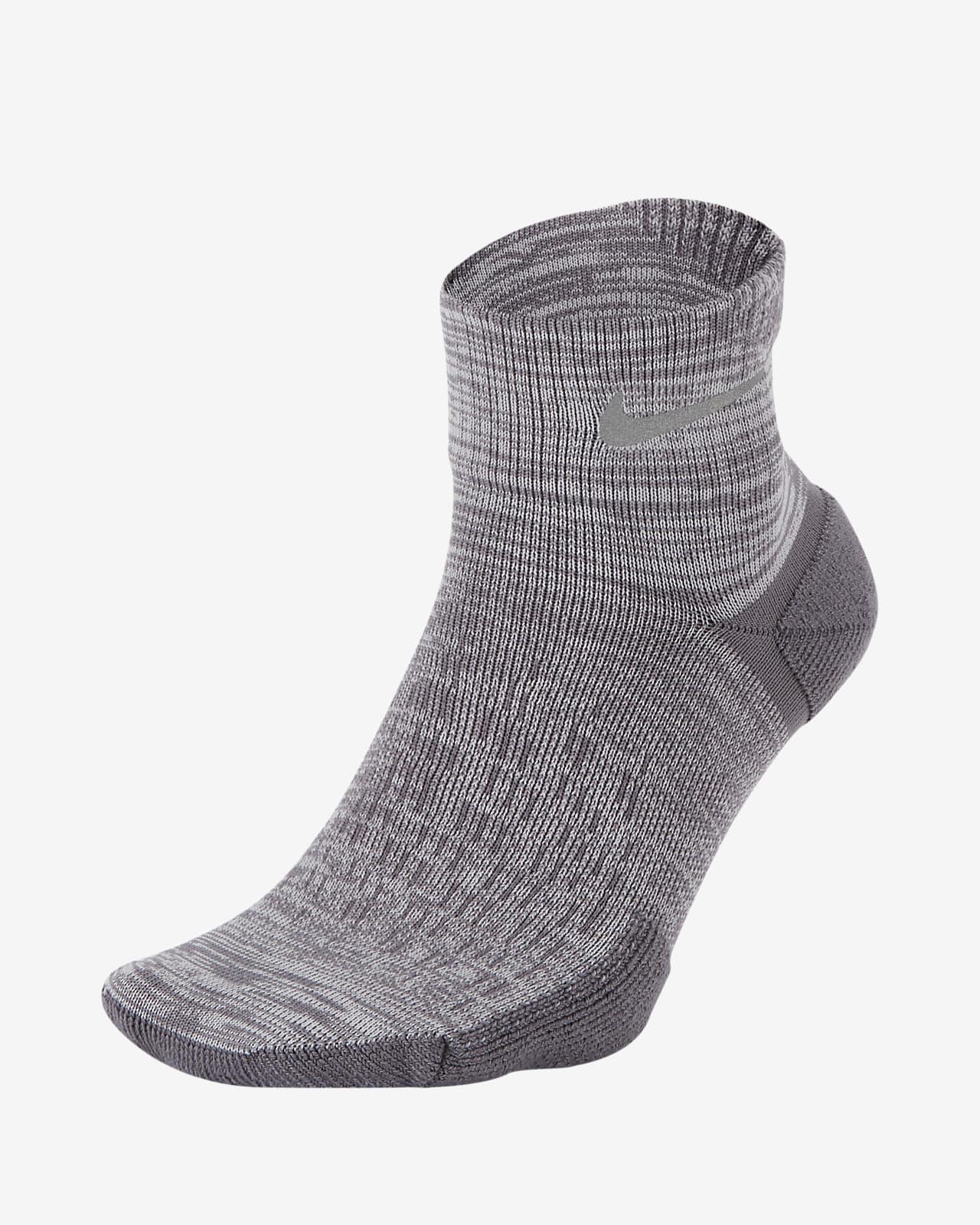 Nike Elite Cushioned Ankle Running Socks
