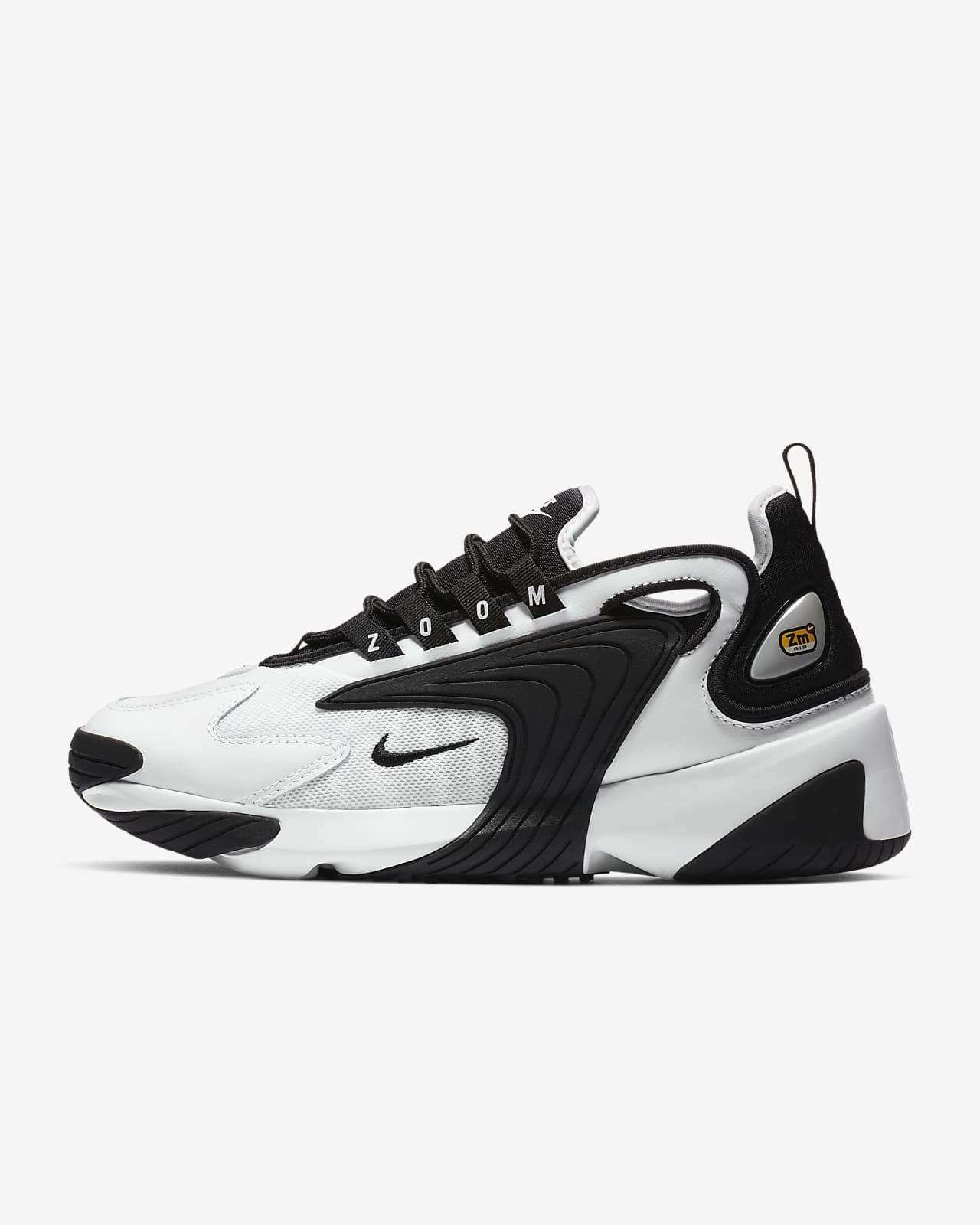 Cipő NIKE Zoom 2K AO0354 100 WhiteBlack Sneakers