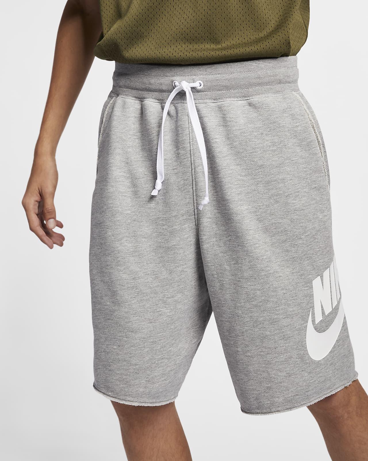 Nike Sportswear Alumni Men S French Terry Shorts Nike Com