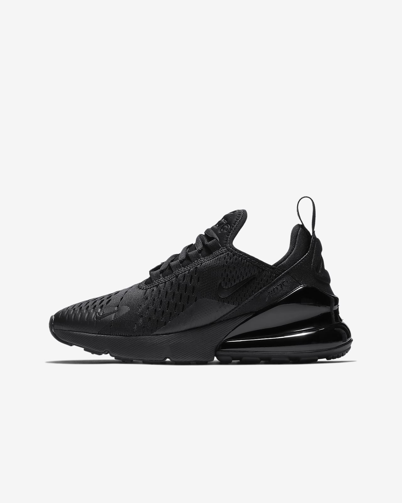 basket nike enfant air max 270