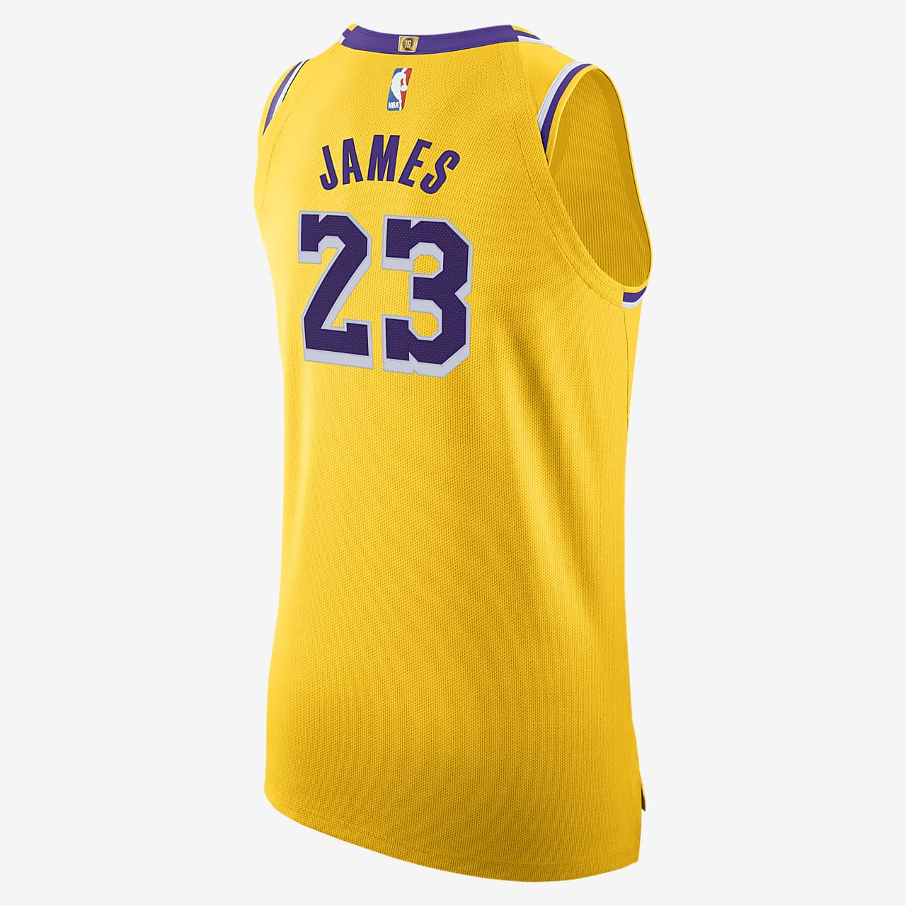 Lebron James Lakers Icon Edition Nike Nba Authentic Jersey Nike Com