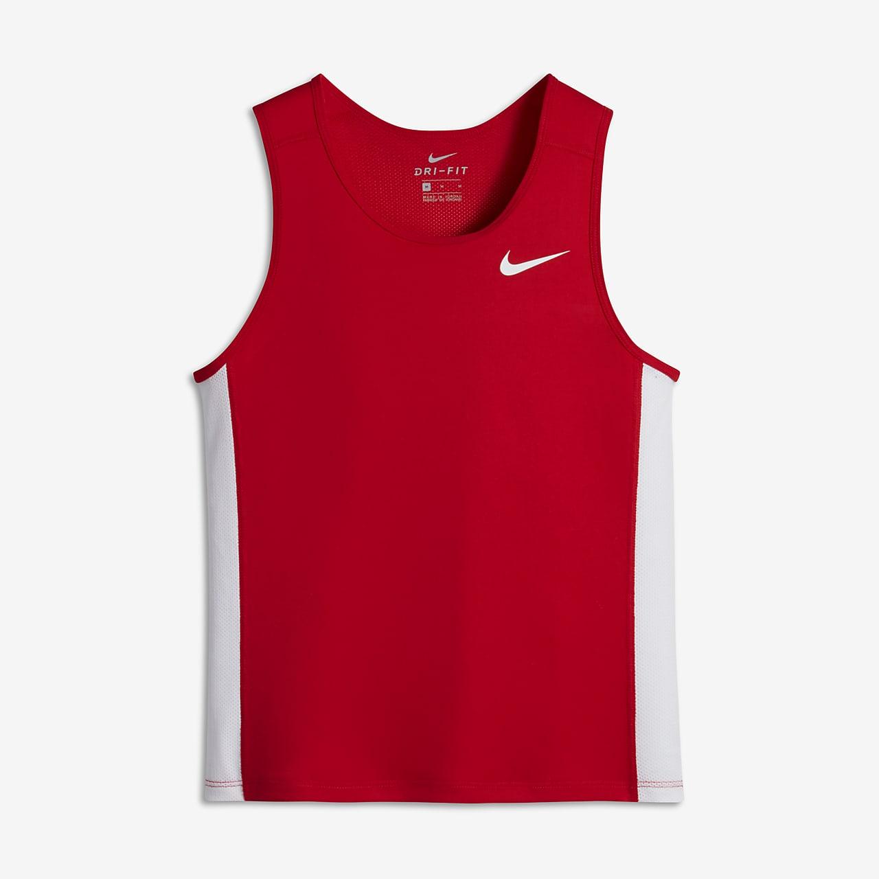 Nike Dry Miler Big Kids' (Boys') Running Tank