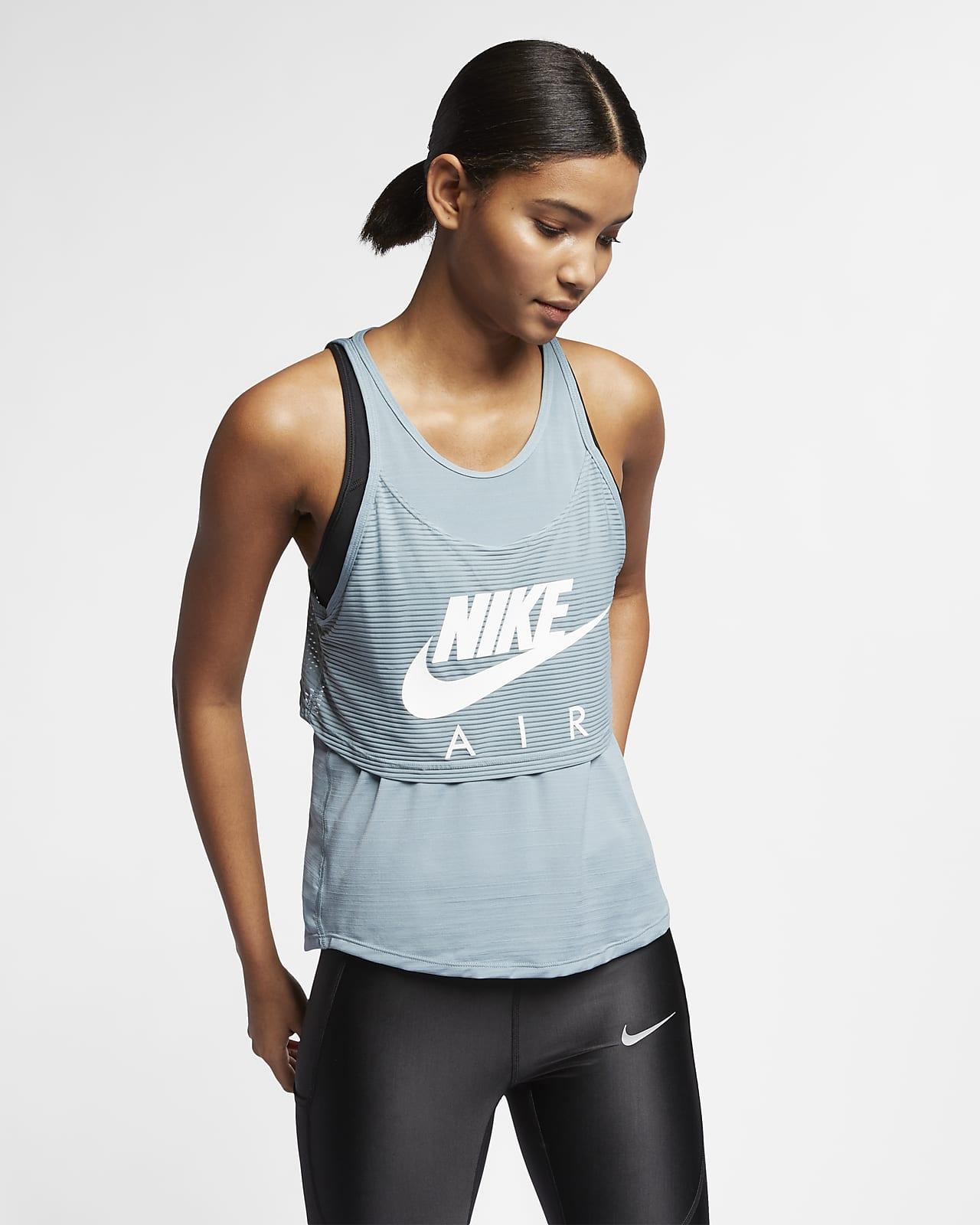 Nike Air Women's Graphic Running Tank